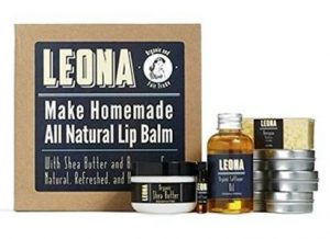 Ever Thought Of Making Your Own Lip Balm Which Best Friend Would Love To Make Then You Can Gift Her Leona Kit In She Peppermint