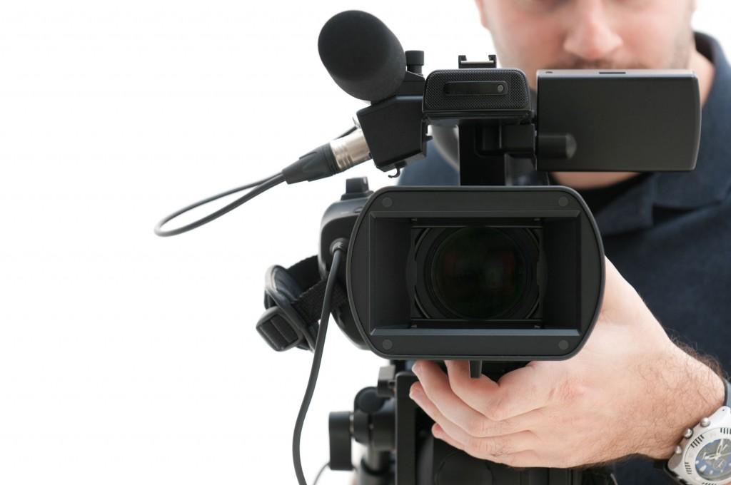 Birthday video recording