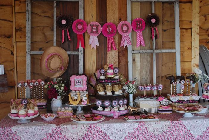 20 Cowgirl Birthday Party Ideas Birthday Inspire