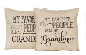 Favourite grand ma pillow