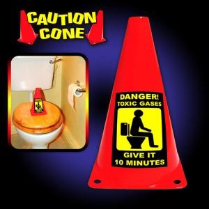 Funny Caution Cones