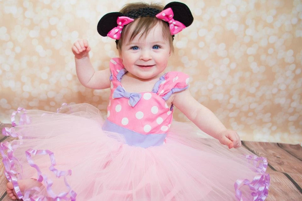 Minnie Mouse Birthday Party Costume Ideas