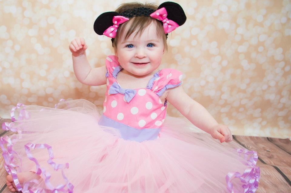 Minnie Birthday Party Costume Ideas