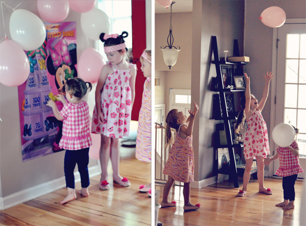 Minnie Mouse Activities Ideas