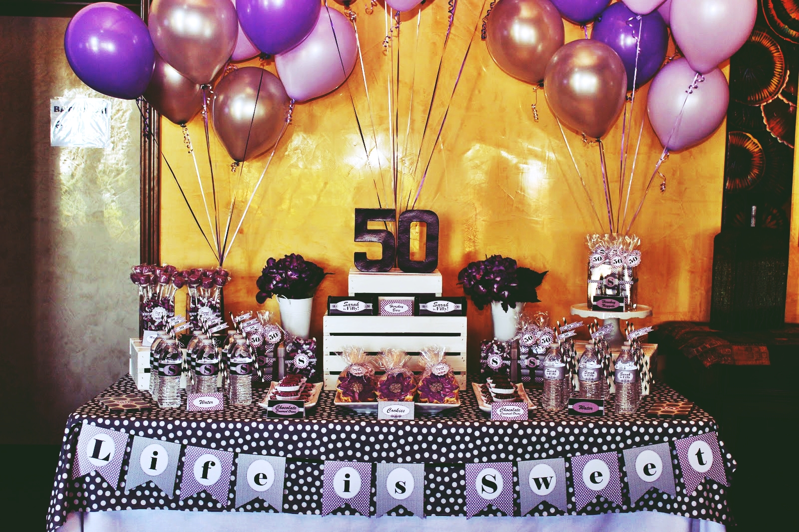 Th Birthday Decoration Ideas For Her