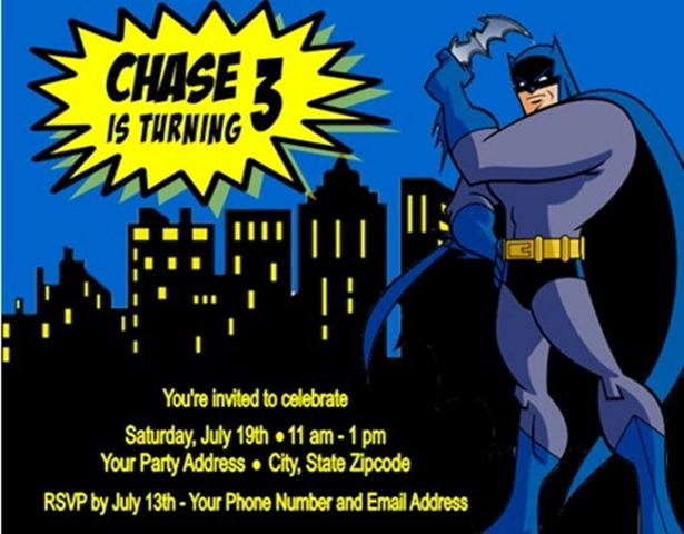 14 Batman Birthday Party Ideas to Plan A perfect Batman Themed Party