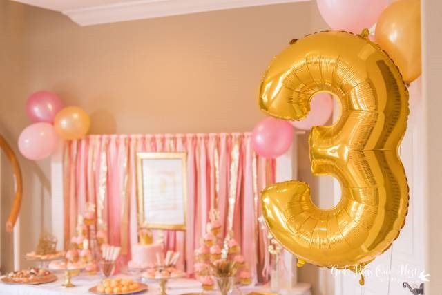 15 Amazing Ideas For The 3rd Birthday Party Of Your Kid