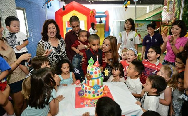 A Two Year Old Kid Is Too Small To Be Handed Knife Without Being Watched Over Besides During The Cake Cutting Your May Not Able Blow Out
