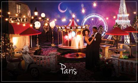 An Evening In Paris theme