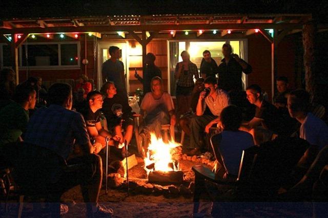 Arrange For A Bonfire