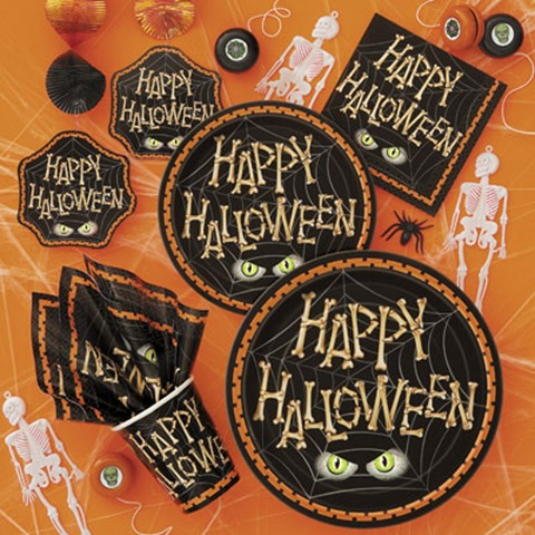 Halloween-Birthday-Party-Ideas-Pick A Theme For The Party