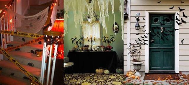 Halloween Decorations-Halloween-Birthday-Party-Ideas