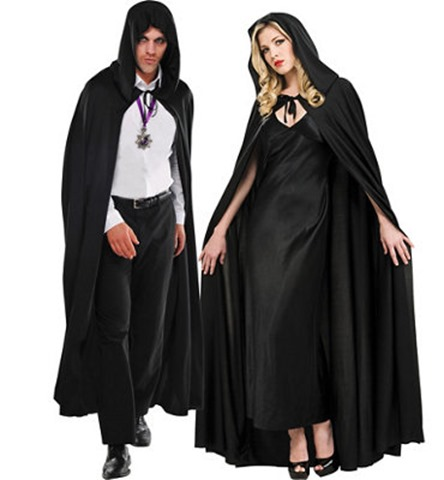 Give Out Wizard Caps And Capes-Halloween-Birthday-Ideas