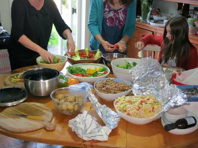 Make Advance Preparations For food