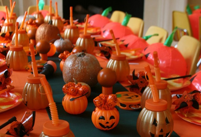 Pumpkin Favors