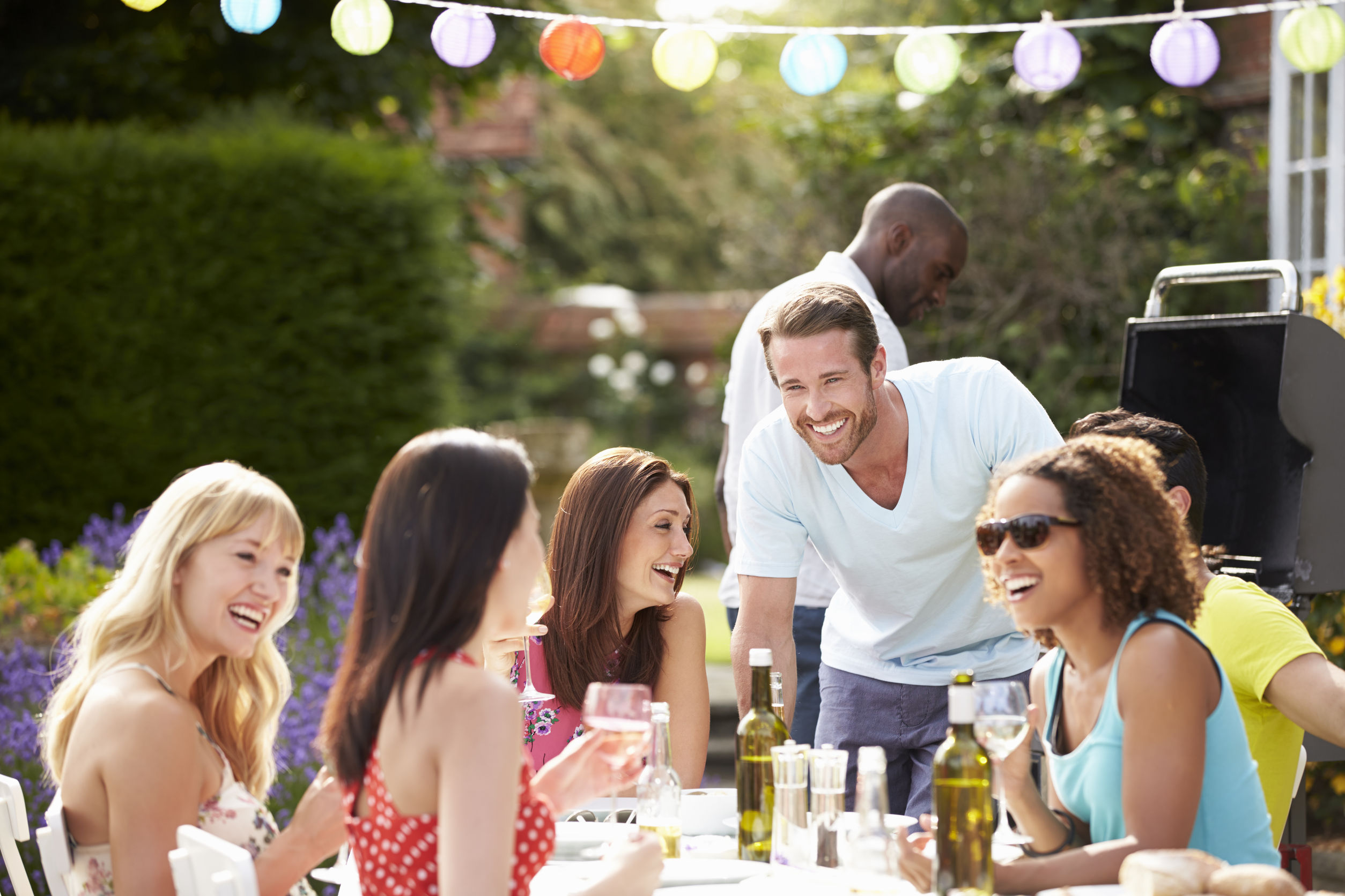 outdoor birthday party ideas