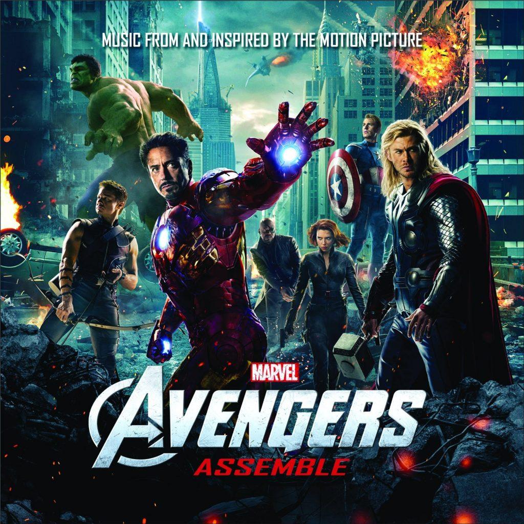 Avengers Music
