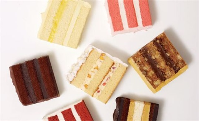 Flavors Of The Cake