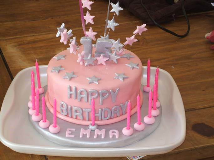 Cake Ideas Birthday Girl : 15 Awesome Birthday Cake Ideas for Girls Birthday Inspire