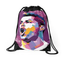 Ronaldo Drawstring Backpack-Birthday-Return-Gift-Ideas