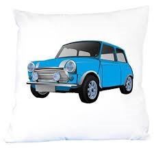 Car Crazy Cushion Cover