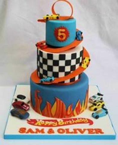 Jungle Book Party Cake