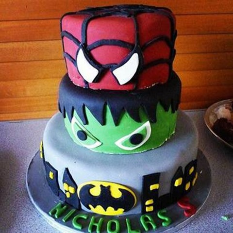Cool Cake Ideas For Guys