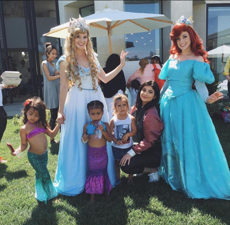 mermaid party clicks