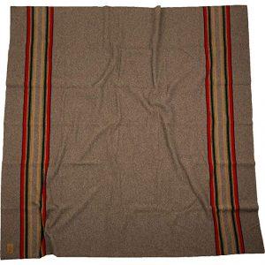 Twin camp blanket