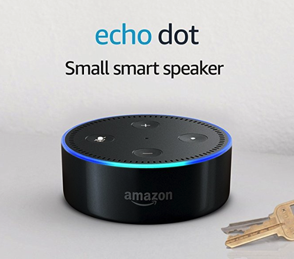 Echo Dot Wireless Speaker