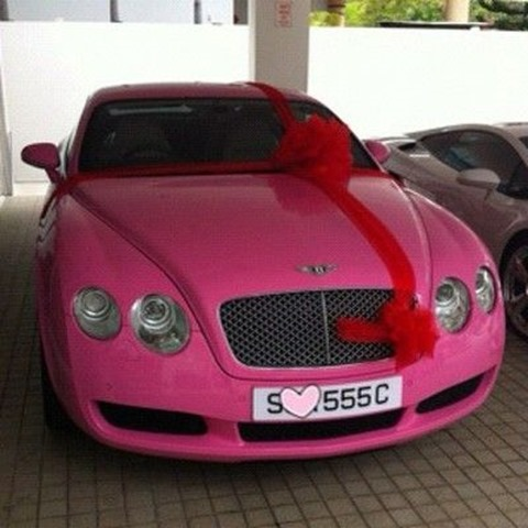 Expensive Or Luxurious Gifts