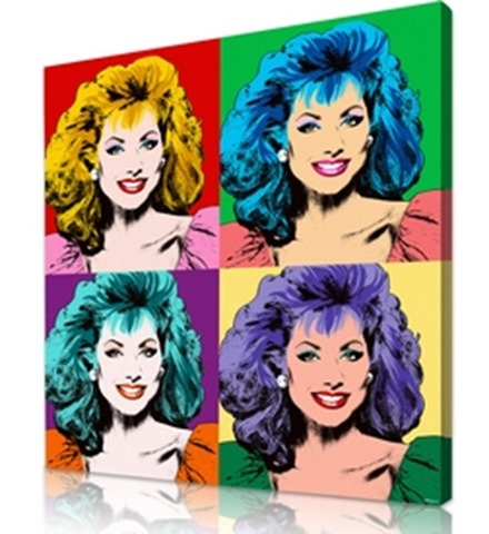 Personalised Pop Art Print