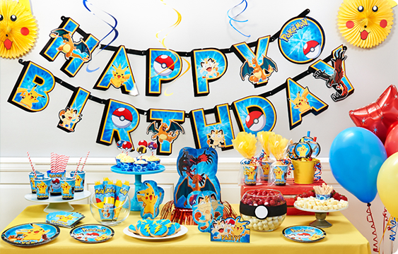 Pokemon Cards Birthday Cake