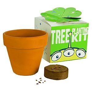 Green Toys Planting Kit: Watering Can, Sapling, A Small Pot