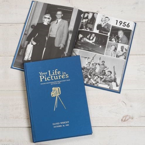 Personalized Your Life In Picture Book