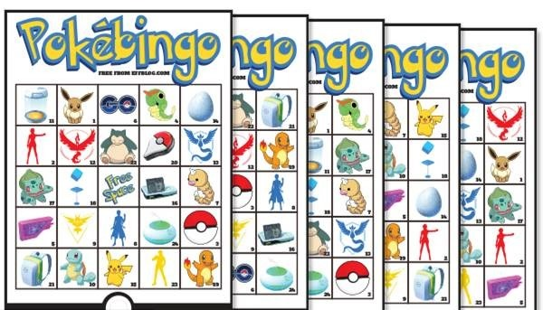 Give Bingo A Pokemon Twist