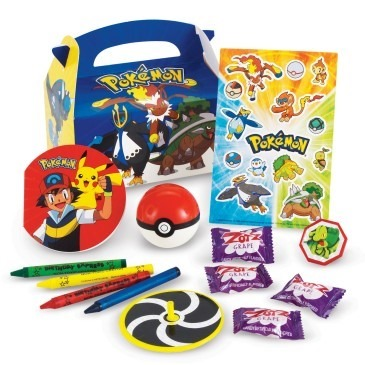 Pokemon Party Favor Ideas
