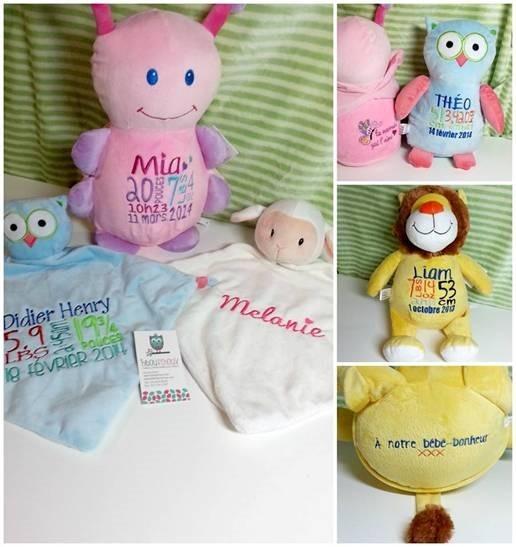 Personalized Stuffies