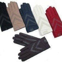 Fancy Winter Colorful Gloves