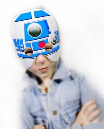 Star Wars Characters Fun Masks Birthday Theme