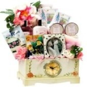 Senior Women's Tea Gift Basket