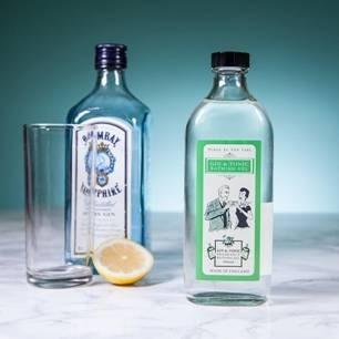 Tonic and Gin Bath Gel