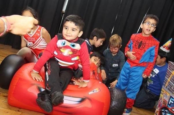 Car theme dress for kids