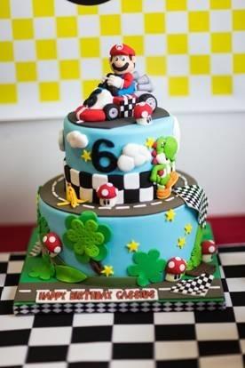 Another beautiful cake option