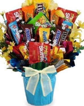 Multiple Candies bouquet