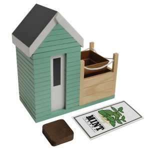 Bunkerbound Beach Hut Planter Gift Set