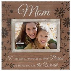 Mom picture frame board