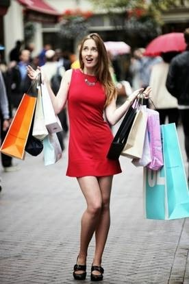 It's time to shop along with party