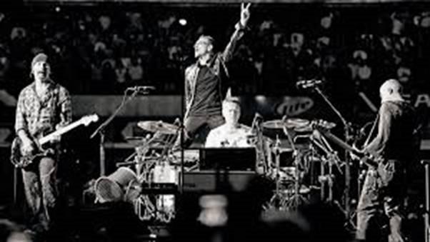 A live concert – Musical concert