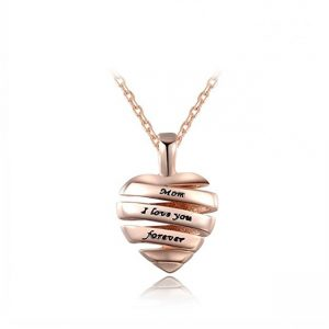 You Surely Want To Gift This Dedicated Necklace For Your Beautiful Mom Is A Piece Of Ornament That Perfect Any Woman